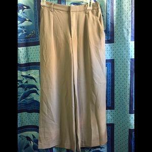 "Uniqlo Wide leg pants Sz S (26-27"")"